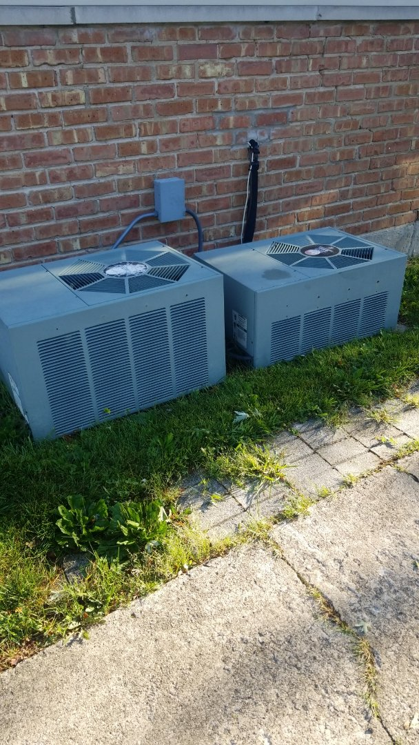 Lansing, IL - New Furnace & airconditioning combo