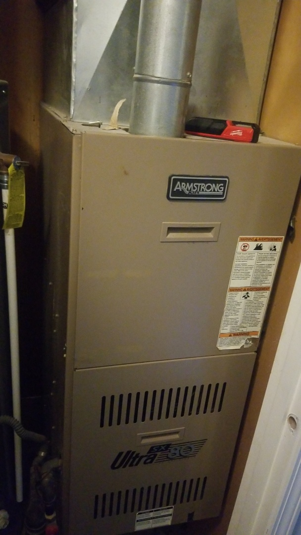 Valparaiso, IN - New furnace estimate