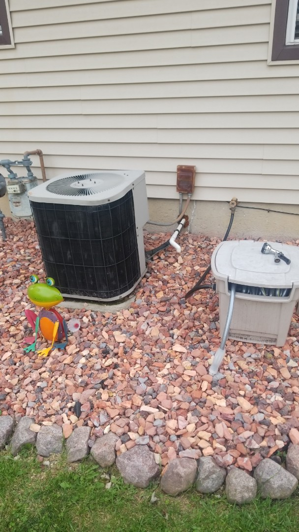 Valparaiso, IN - New Airconditioning estimate