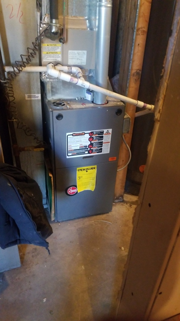 Chicago, IL - Furnace inspection
