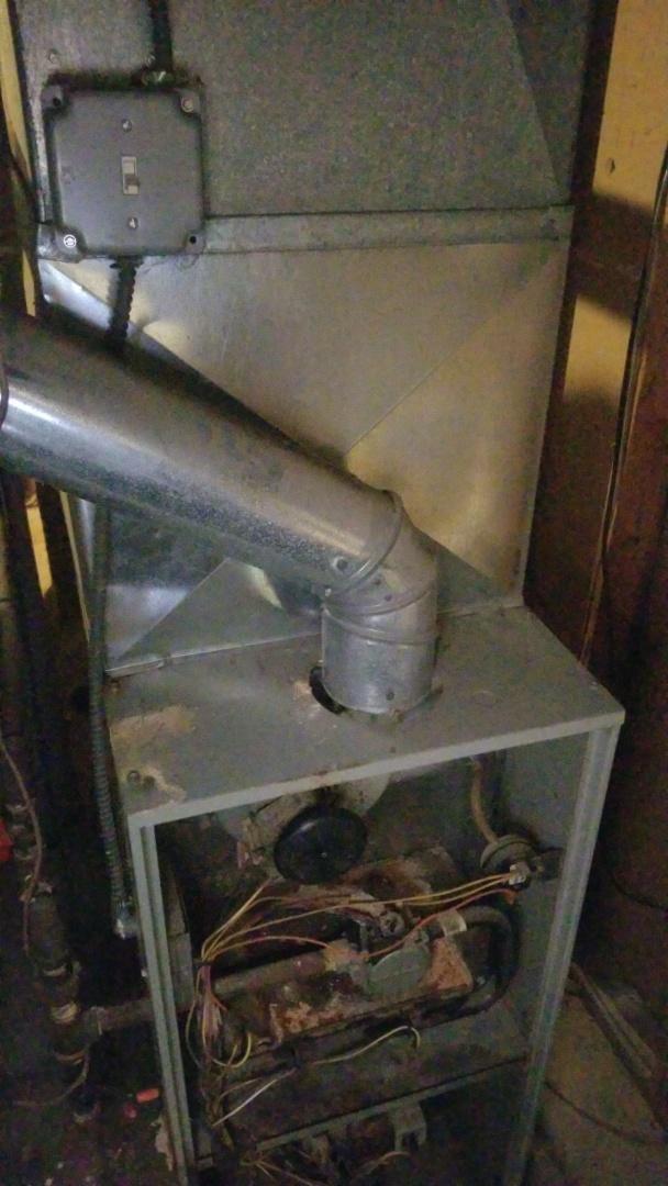 Chicago, IL - New furnace estimate