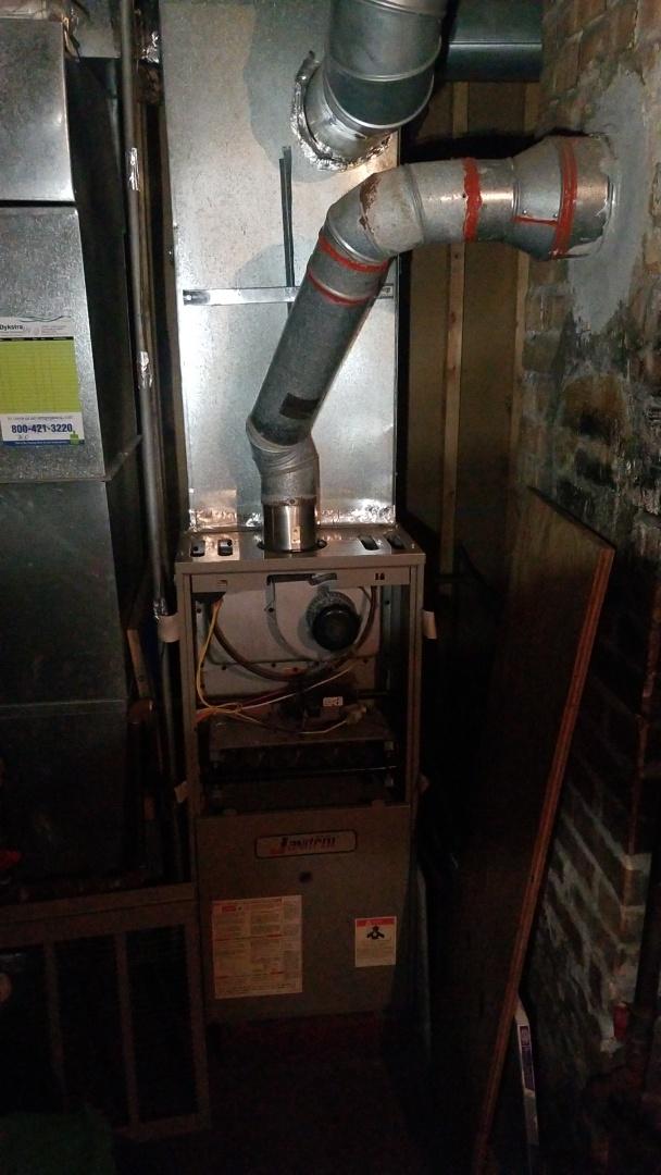 Dolton, IL - Furnace installation estimate