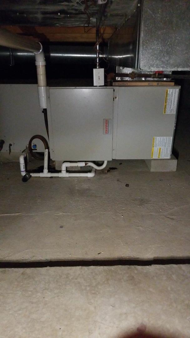 Crete, IL - New furnace replacement estimate