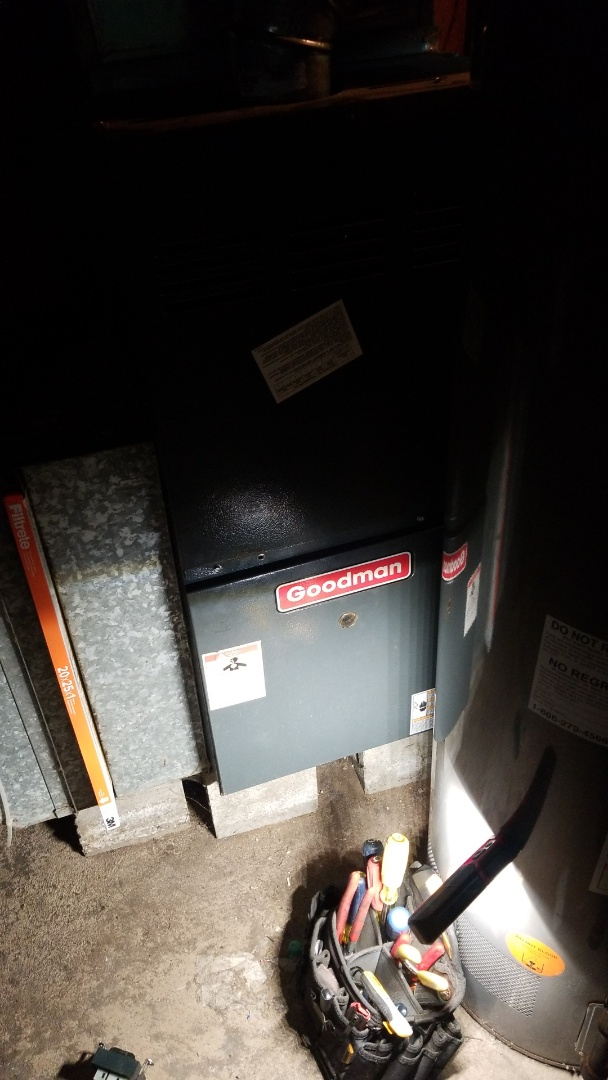 Hammond, IN - Goodman furnace repair