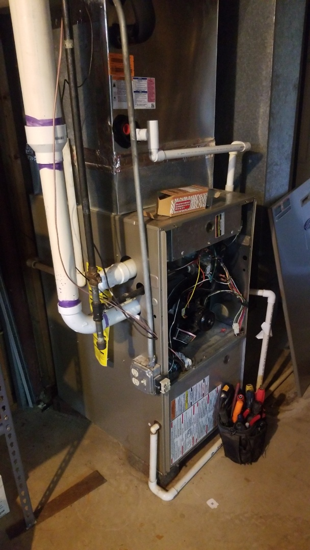 Gary, IN - Replacement furnace estimate