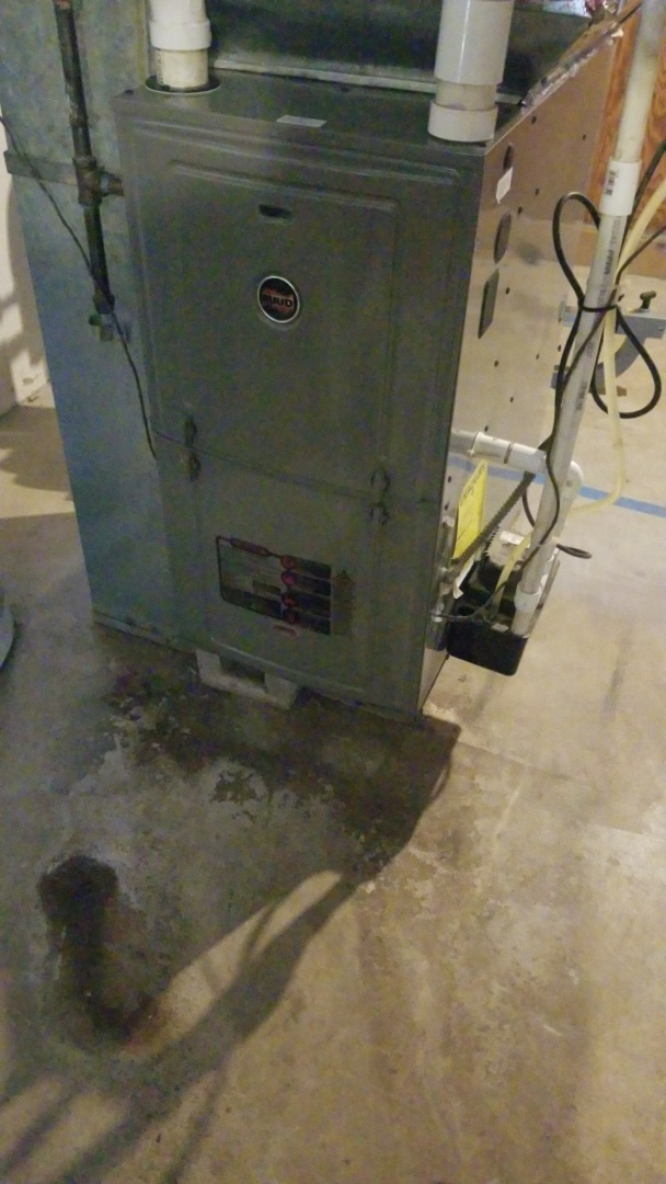 Harvey, IL - Furnace replacement