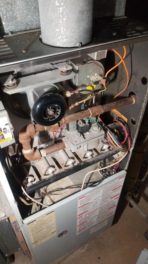 University Park, IL - Carrier furnace repair