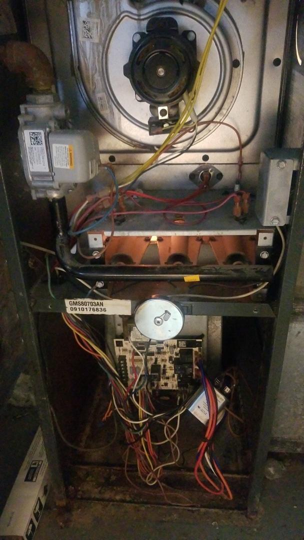 Gary, IN - Goodman furnace repair