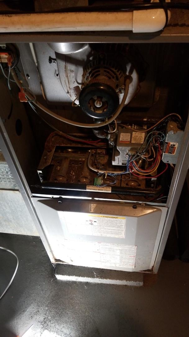 Gary, IN - Kenmoore furnace repair
