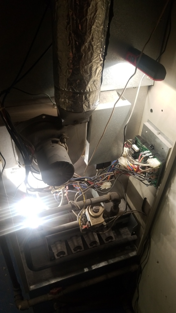 Merrillville, IN - Furnace repair