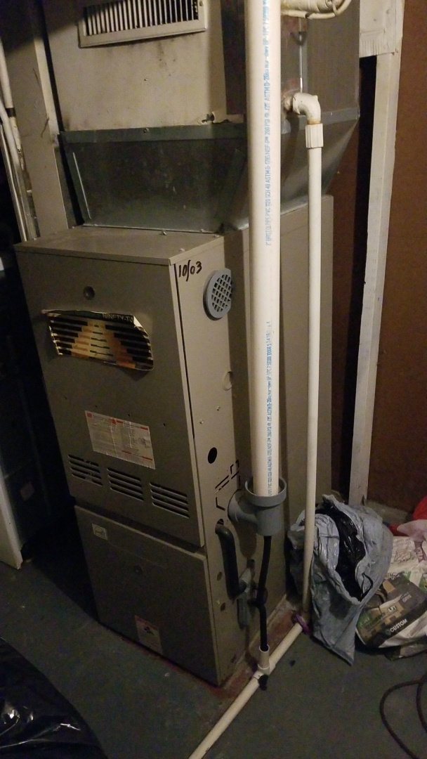 Gary, IN - New furnace estimate