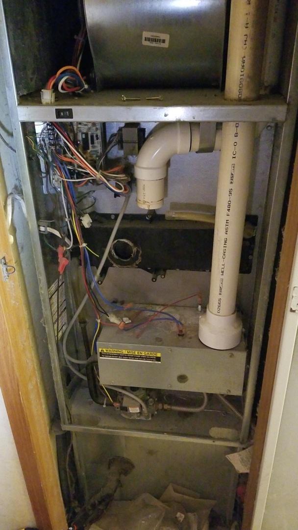 Lowell, IN - High efficiency Furnace repair