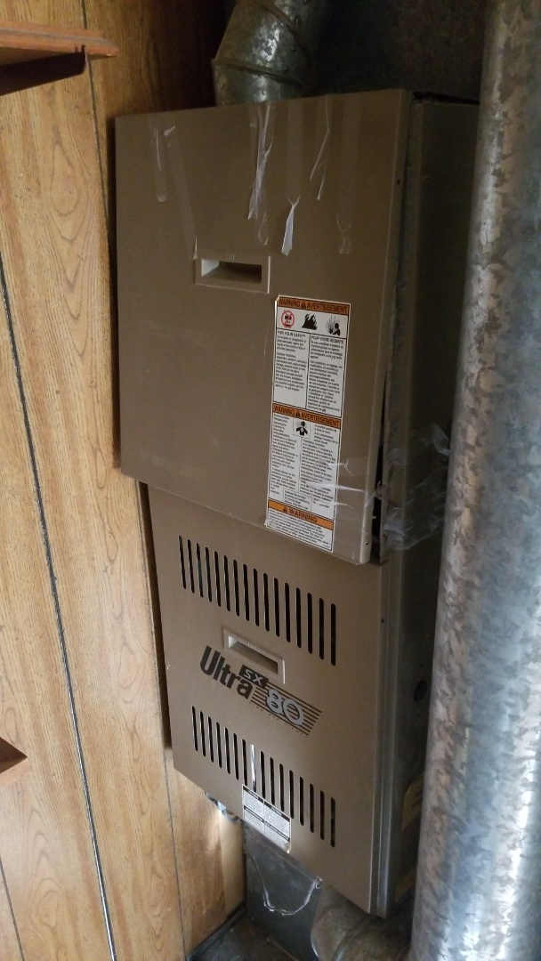 Merrillville, IN - Furnace repair on Armstrong furnace