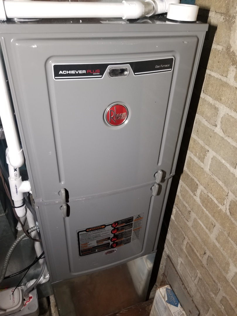 Hobart, IN - New furnace installation