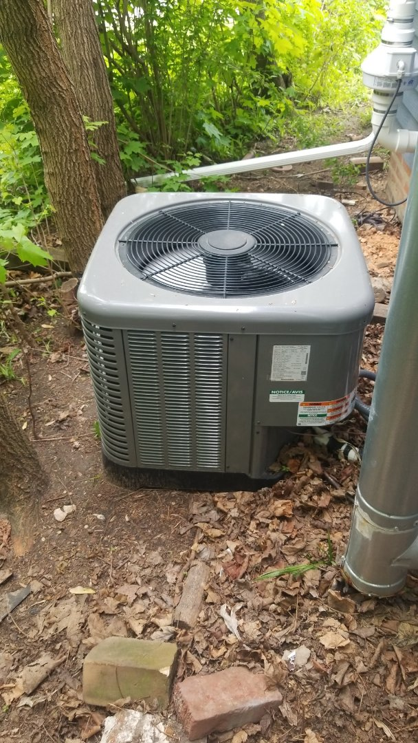 Airconditioning service