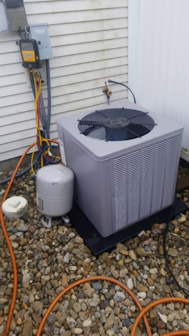 New airconditioning estimate