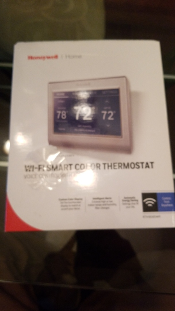 Chicago, IL - Install new blower motor and Honewell WiFi Thermostat on Rheem high efficiency Furnace