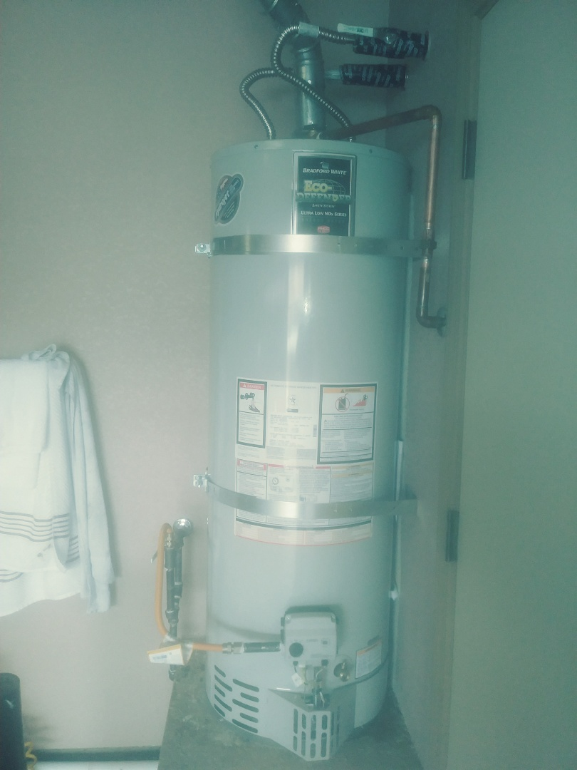 Riverbank, CA - Water heater installation