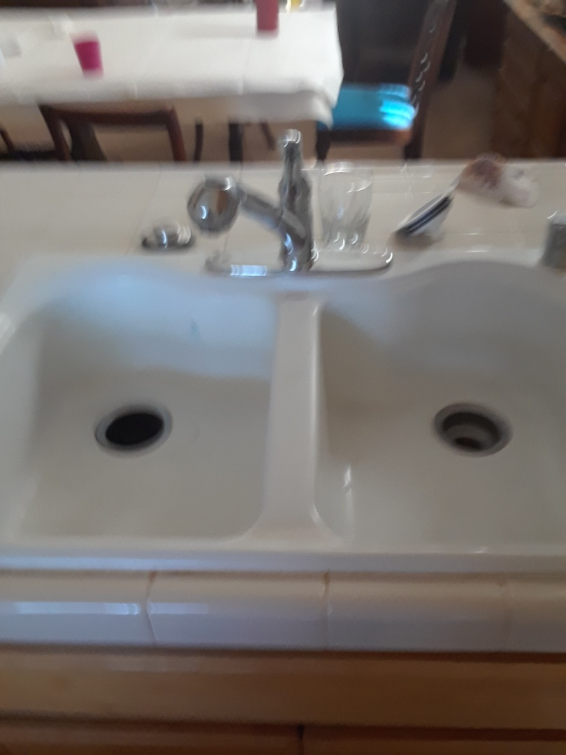 Escalon, CA - Faucet replacement