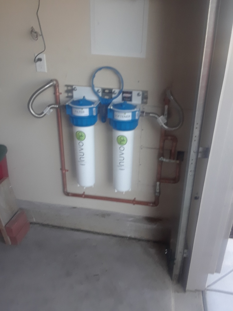 Newman, CA - Nuvo Install