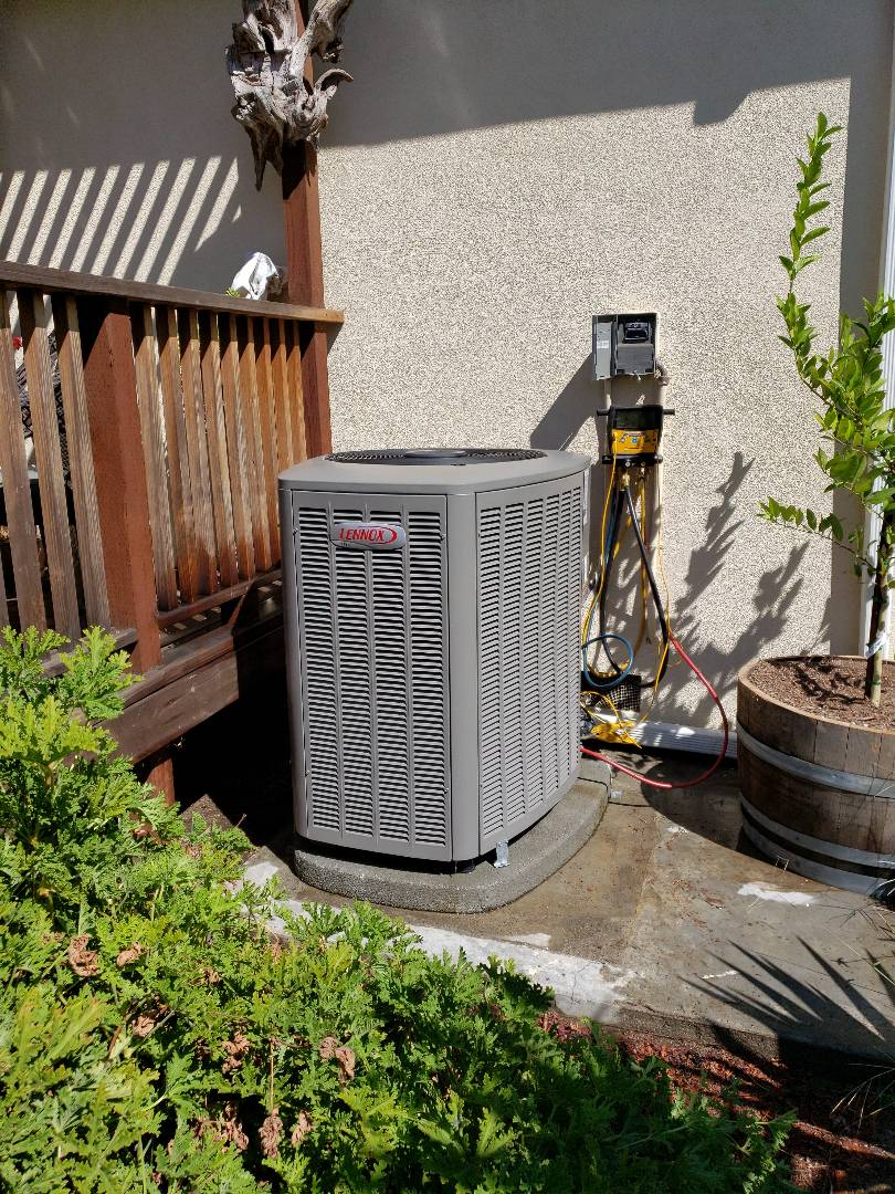 Oakdale, CA - One time air conditioning and heating maintenance.
