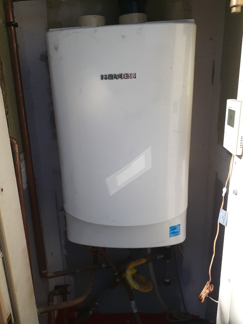 Stockton, CA - Tankless.