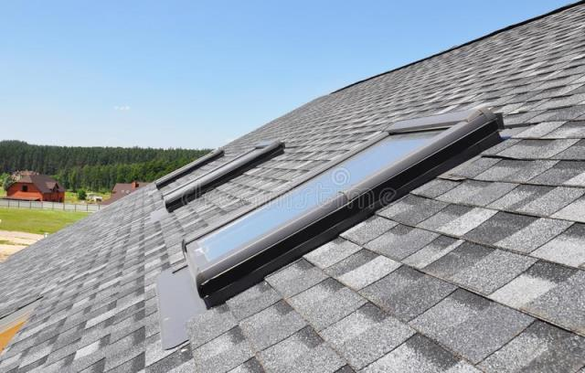 Charlotte, NC - Replaced old, leaking skylights.