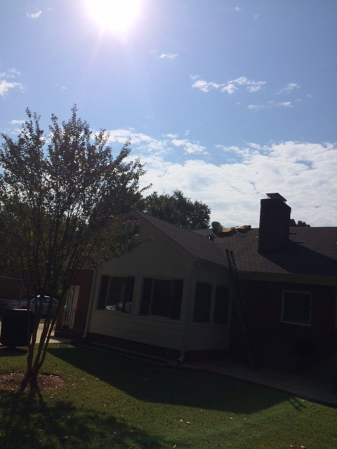Charlotte, NC - Beautiful new roof!