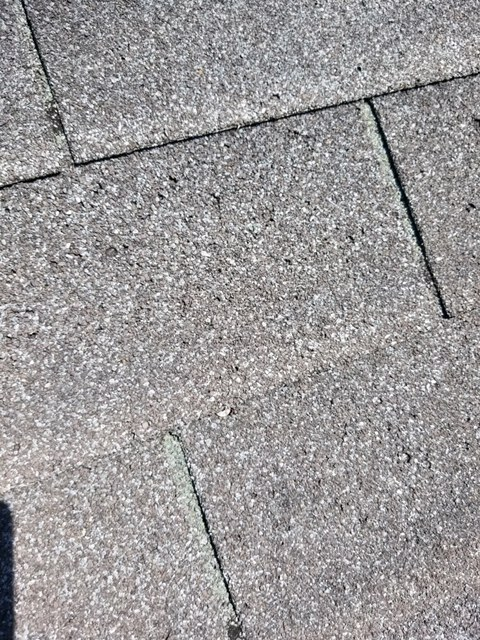 Fort Mill, SC - Helping customer with Insurance Claim for Hail damaged roof.