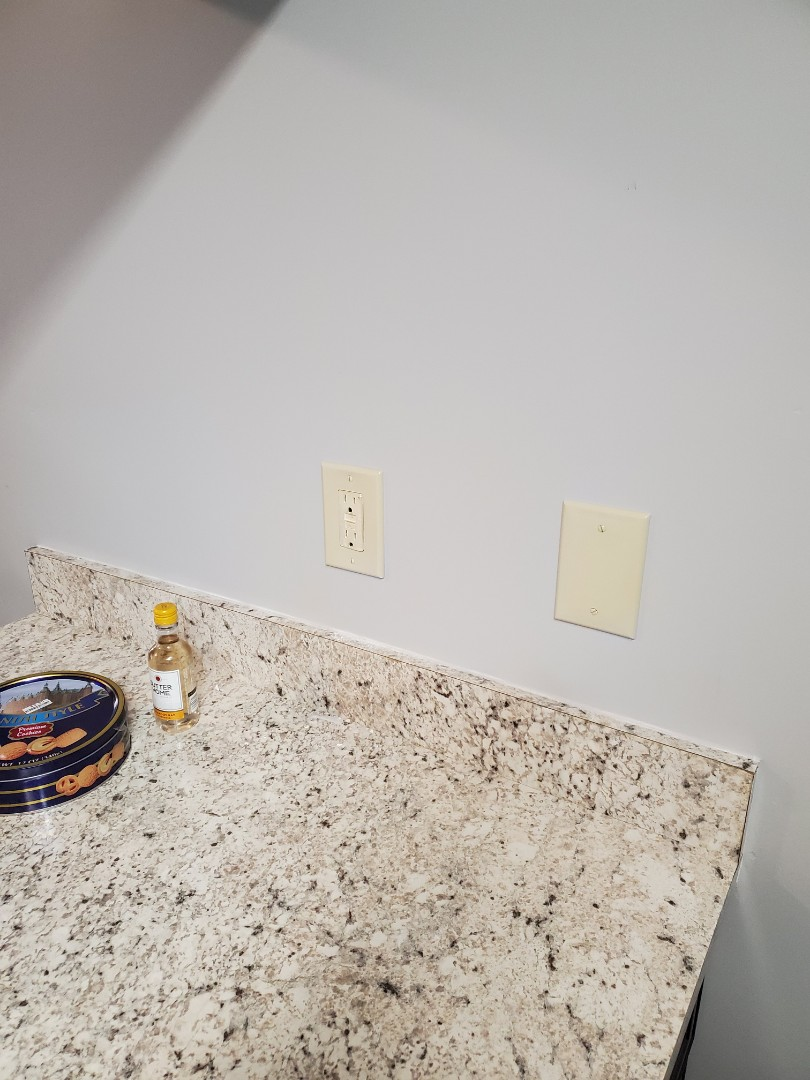 Stone Mountain, GA - Customers GFCI receptacles were wired backwards. Why are them correctly so her instant pot can work right.