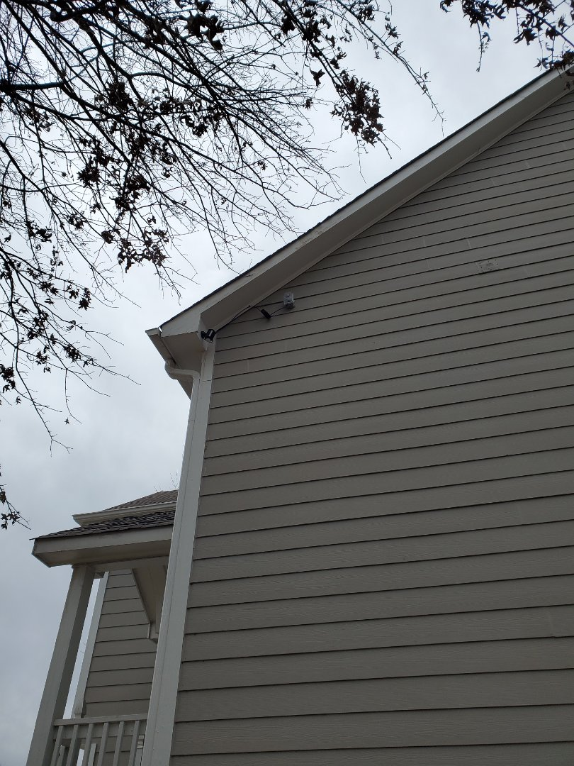Smyrna, GA - Help to put in some new outdoor receptacles, so a customer could add in some ring cameras