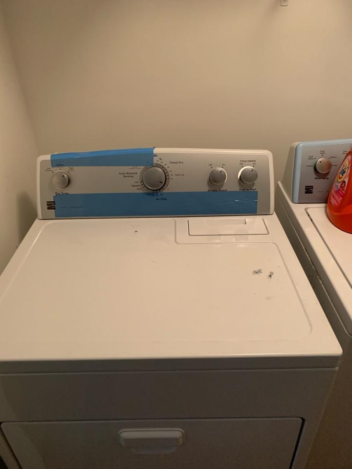 Atlanta, GA - I just helped a customer get their dryer working.