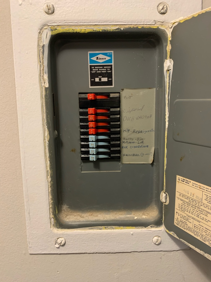 Tucker, GA - Replacing older electrical panels like this is a must for the safety of your home and devices!