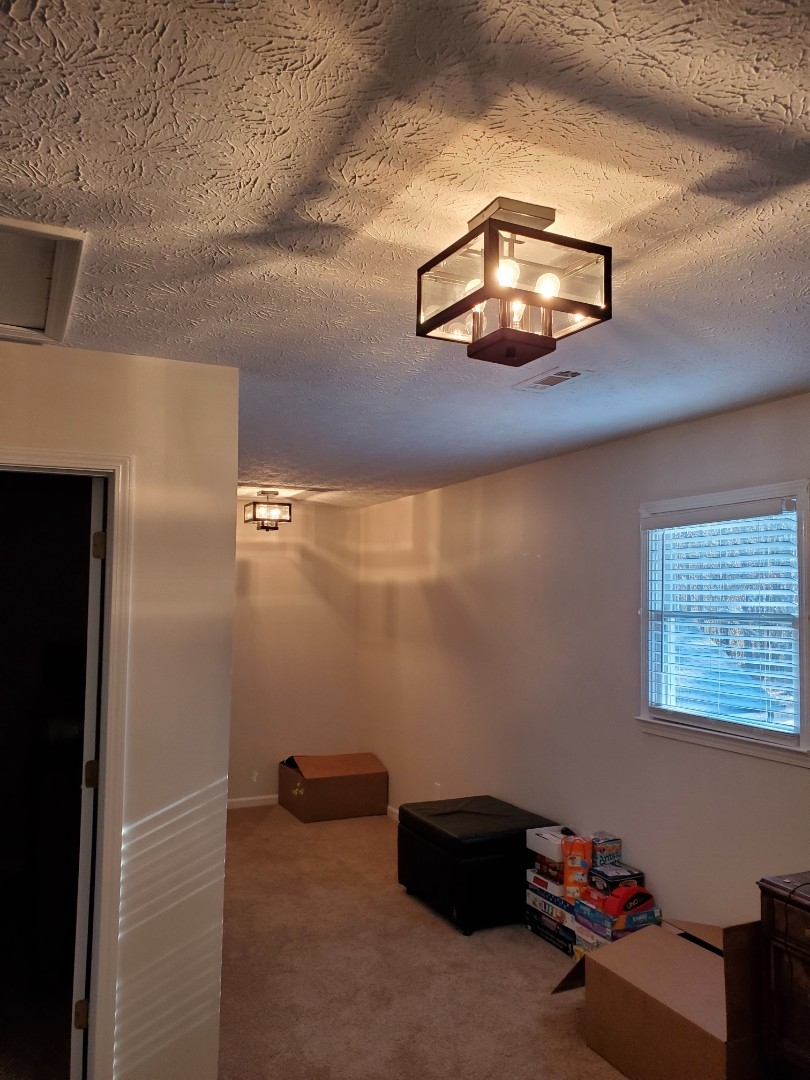 Sharpsburg, GA - Customer have some three-way switches that were wired wrong, making their hallway lights not work. Got them all fixed up.