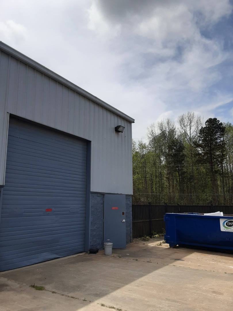 Fairburn, GA - Did some general maintenance at a warehouse being turned into a movie set.