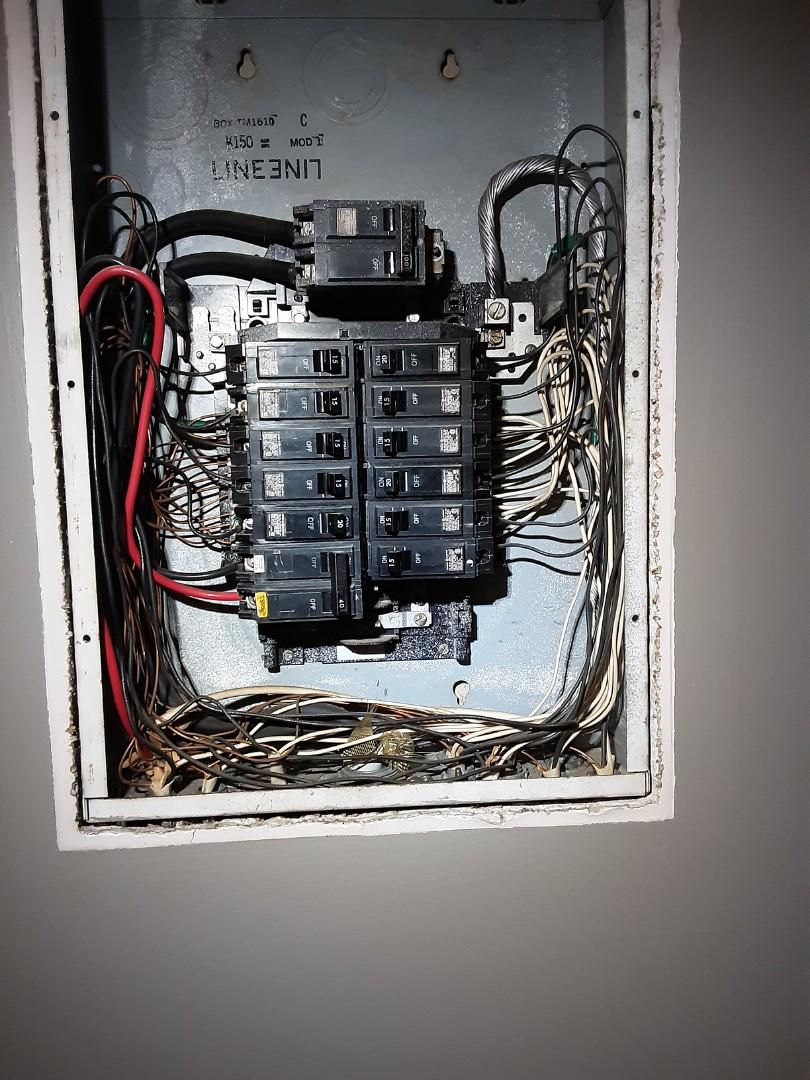 Atlanta, GA - Customer needs a new circuit for his new refrigerator.