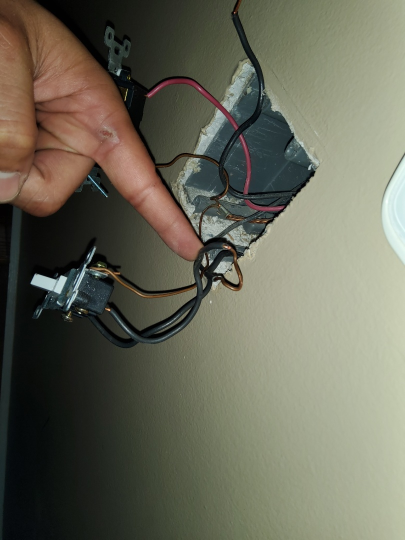 Fayetteville, GA - Fixed a customers issue with the lights not working in the house
