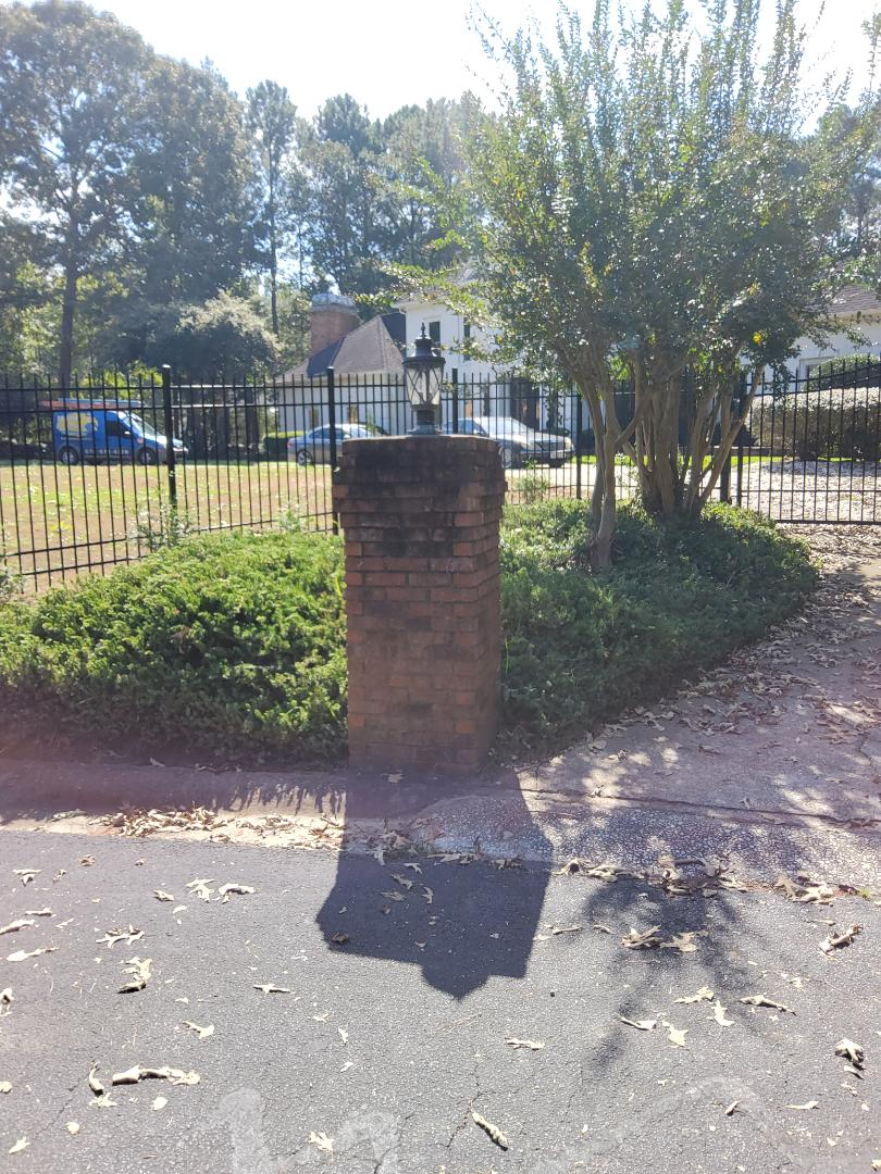 Fayetteville, GA - Gave estimates for fixing some outdoor lights