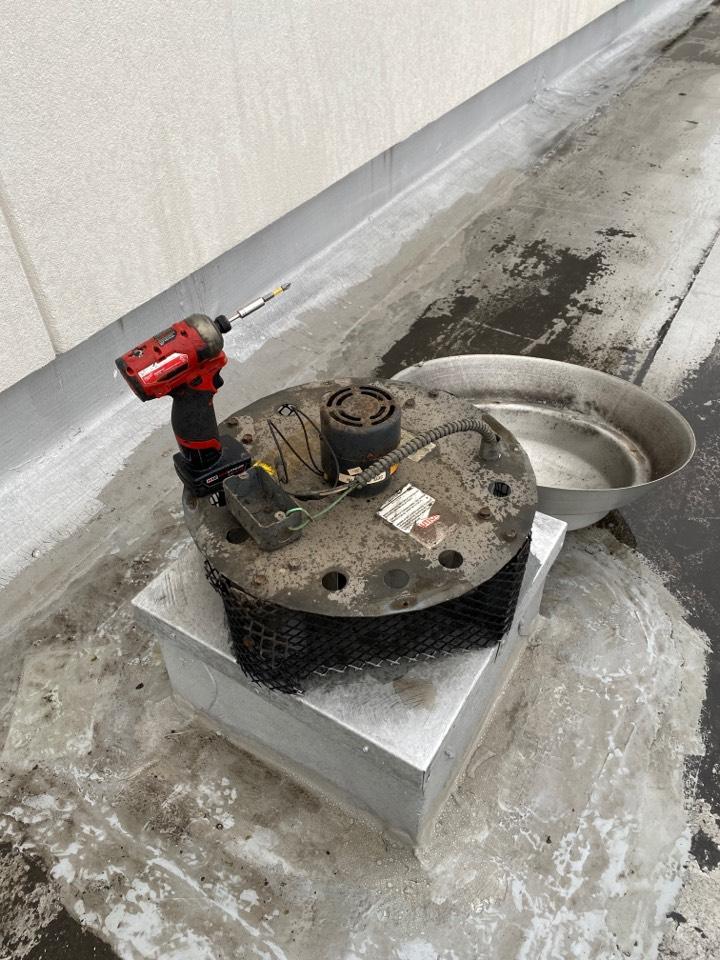 Melrose Park, IL - Exhaust Fan Repair.