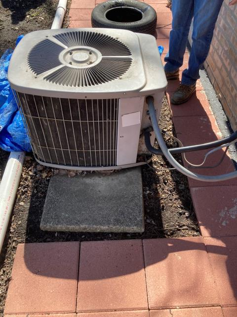 Berkeley, IL - Air conditioning replacement proposal