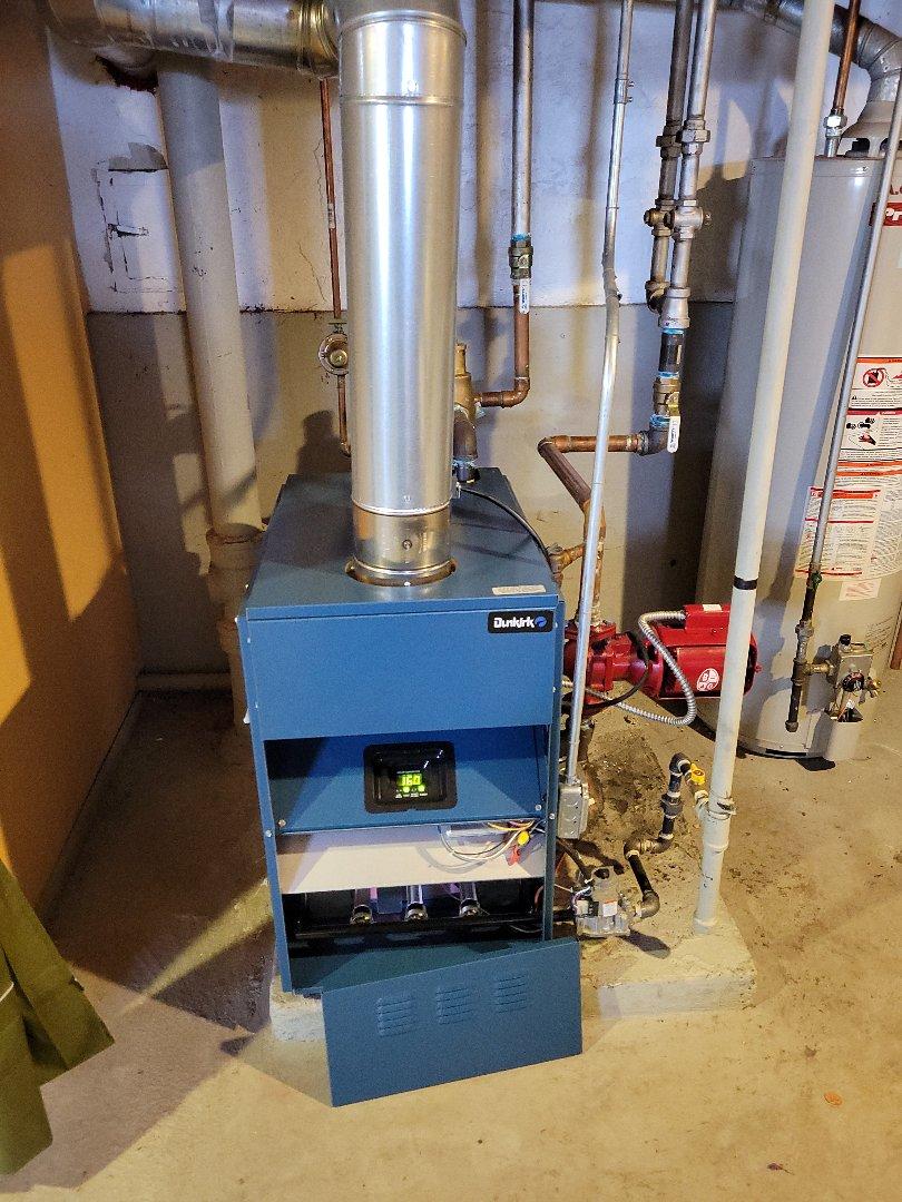 Chicago, IL - Boiler Maintenance Serviced.