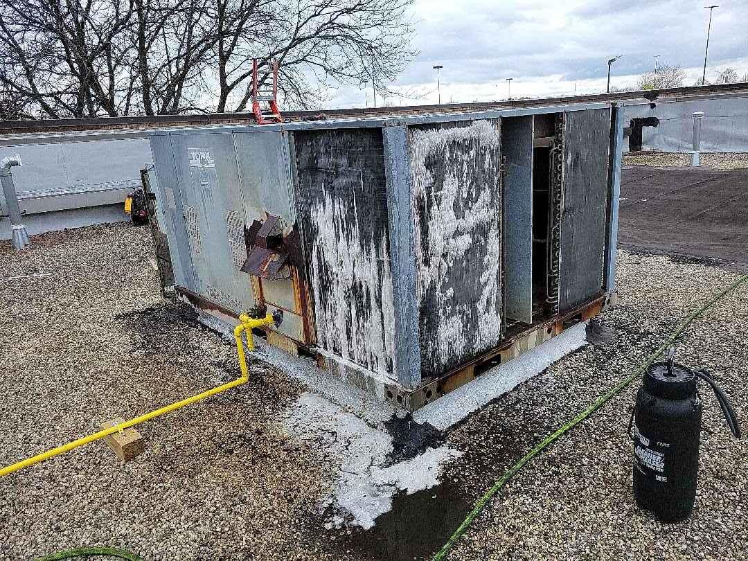 Aurora, IL - Rooftop Unit A/C Preventative Maintenance