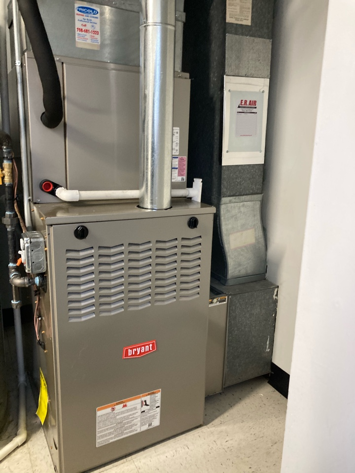 Lombard, IL - New furnace and air conditioning system Installation!