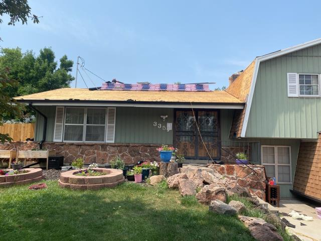 Denver, CO - roof replacement, owens corning, shingles