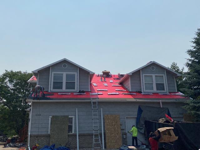 Loveland, CO - multifamily roof replacement, roof replacement