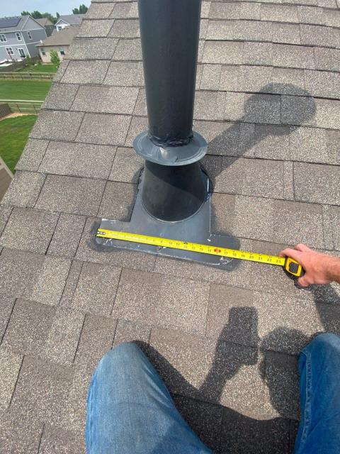 Severance, CO - Roofing inspection, roof inspection