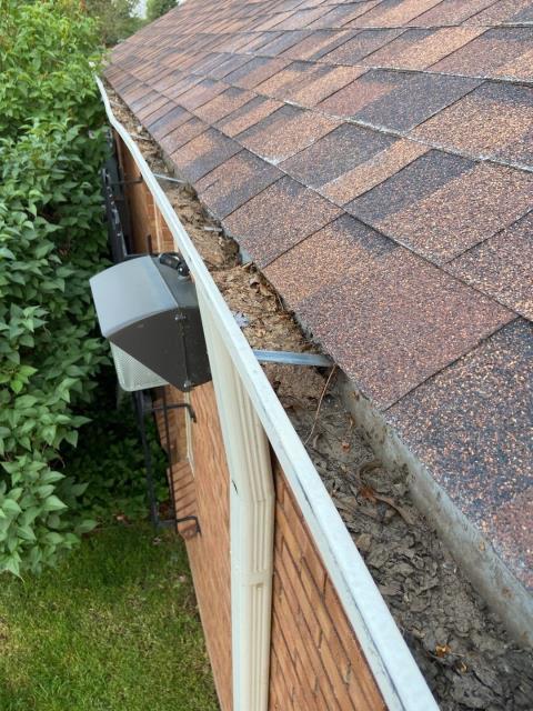 Aurora, CO - gutter inspection, gutter repair, gutter replacement