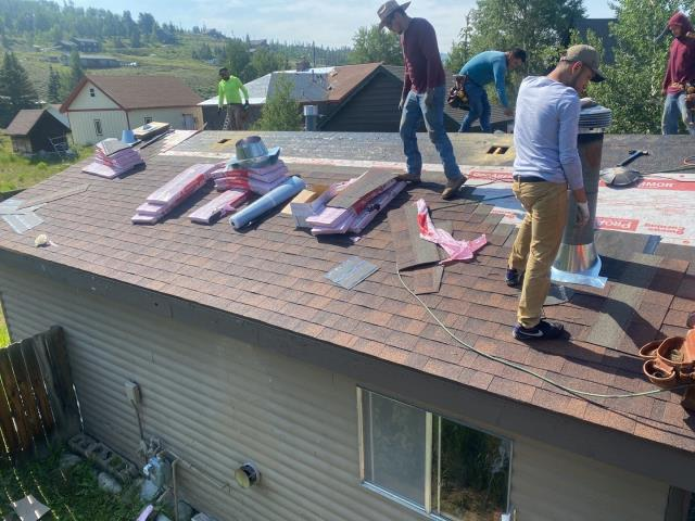Silverthorne, CO - roof replacement