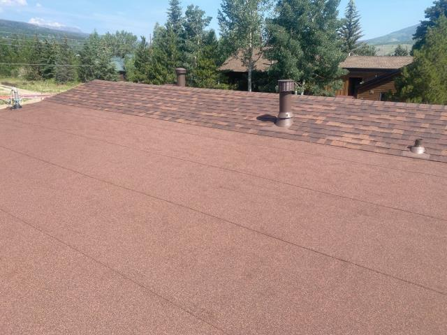 Silverthorne, CO - New roof