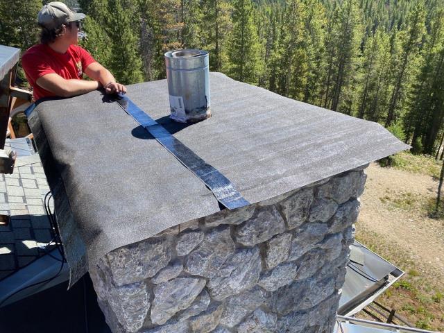 Breckenridge, CO - roofing repair